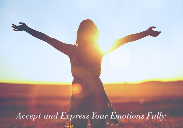 Accepting and Expression Our Emotions
